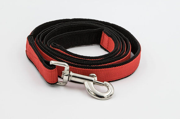 """The 1""""Ready Red Leash"""