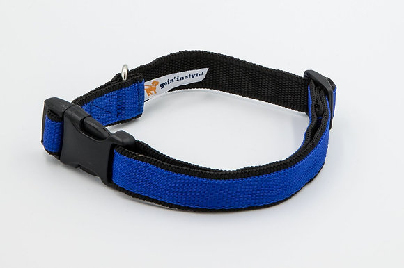 "The True Blue 1"" Collar"