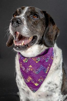 Batik Purple Printapalooza