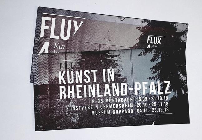 FLUX4ART. Kunst in Rheinland-Pfalz