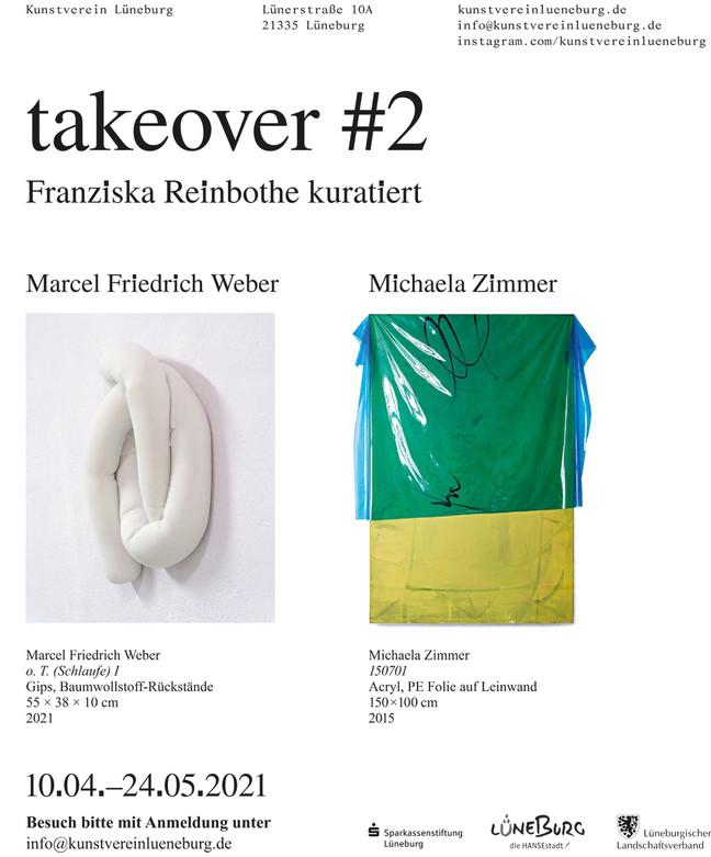 takeover #2 im Kunstverein Lüneburg