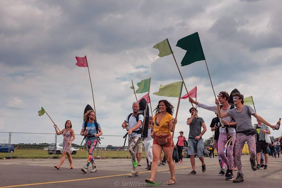 Fusion Festival (DE),  Grand Parade