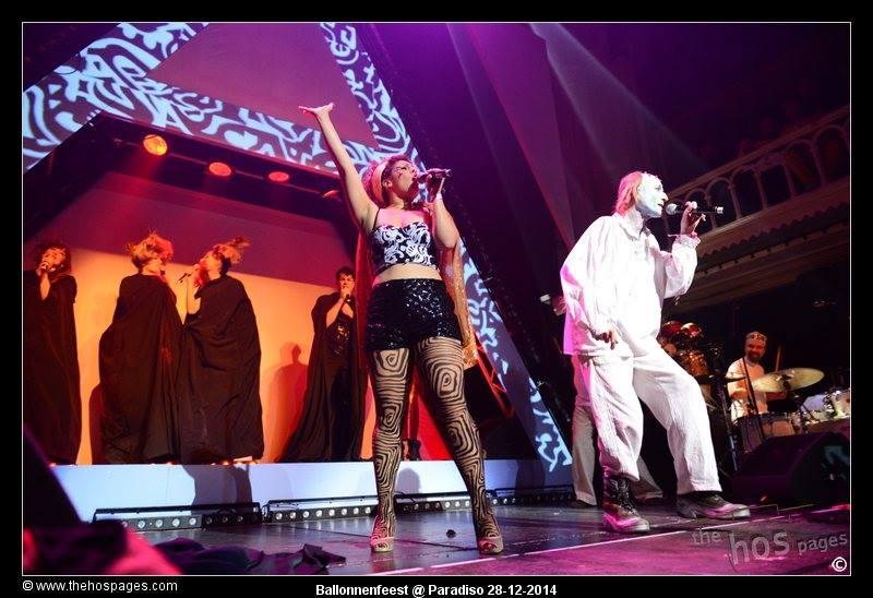 Ballonnenfeest, Paradiso 2014