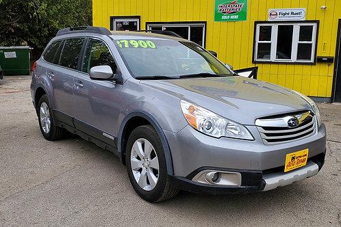 2010 Subaru Outback Mileage 128,896