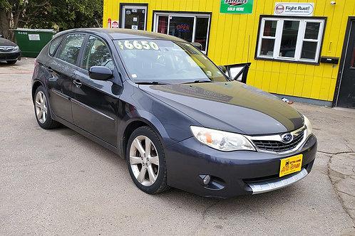 2008 Subaru Impreza Outback Mileage 103,358