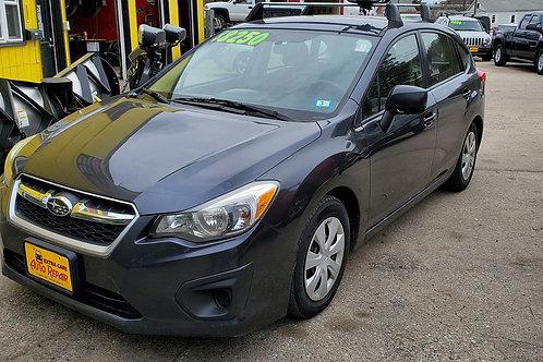 2013 Subaru Impreza Mileage 103,483