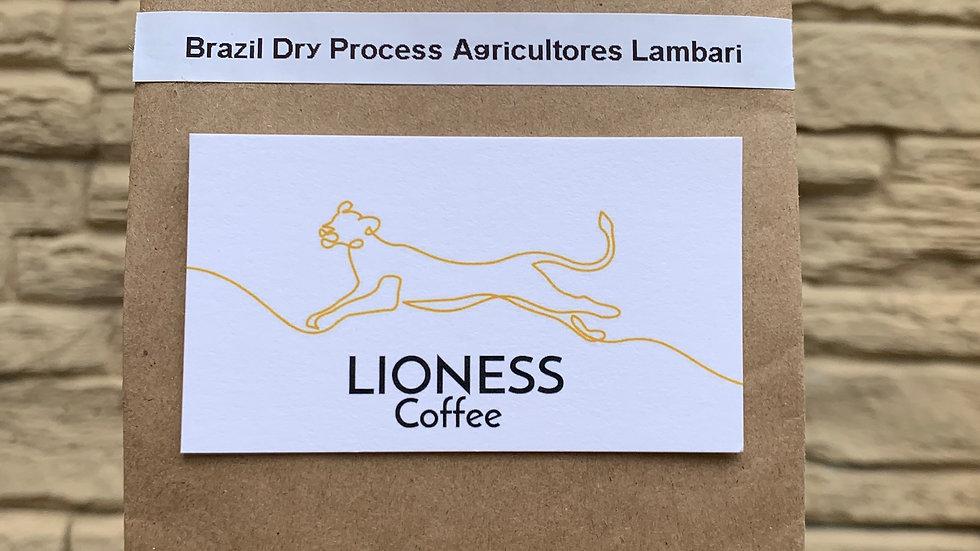 Brazil Dry Process Agricultores Lambari