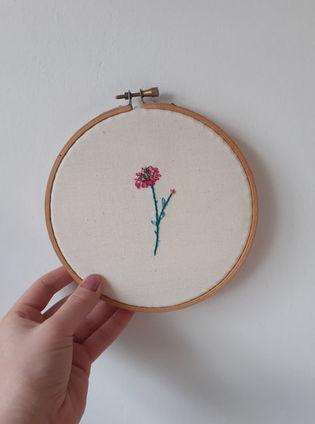 Floral Design - Workshop Hoop