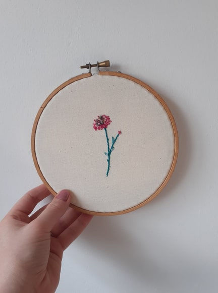 Floral Design - Workshop Hoop