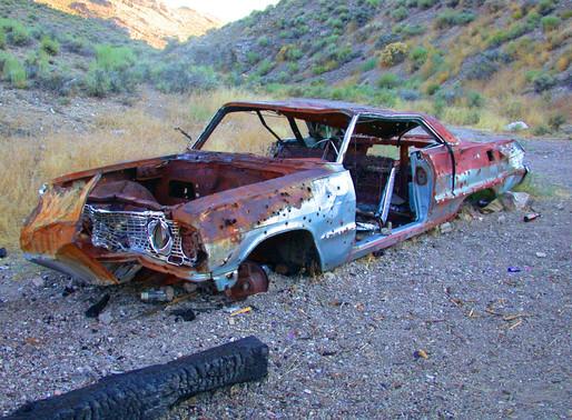 Como saber se um veículo teve perda total?
