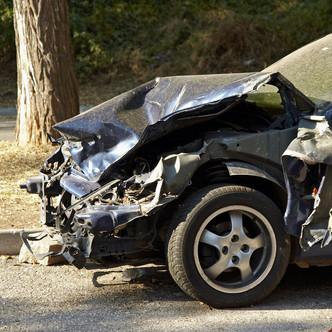 Cuidados na verificação dos danos em COLISÃO TRASEIRA