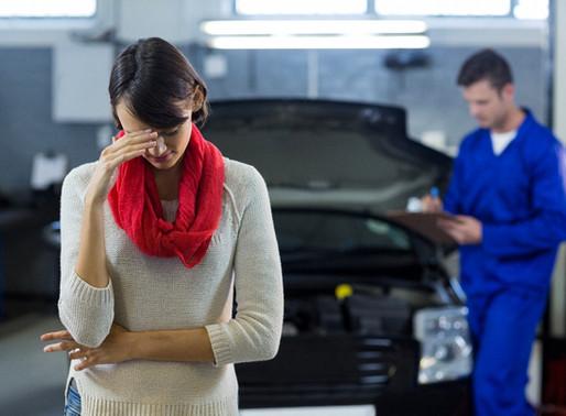 Seu carro foi reprovado na Vistoria Cautelar?
