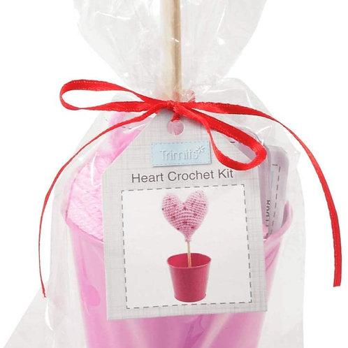 Heart Crochet Kit