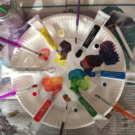 Paint & Colour