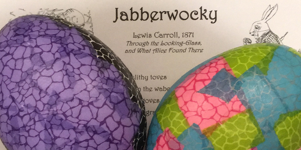 Jabberwocky Wonderland Eggs