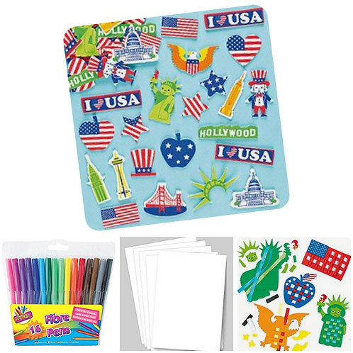 USA Activity Pack