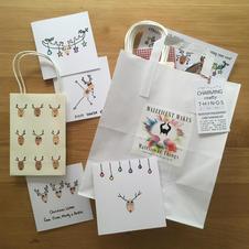 Christmas Cardmaking