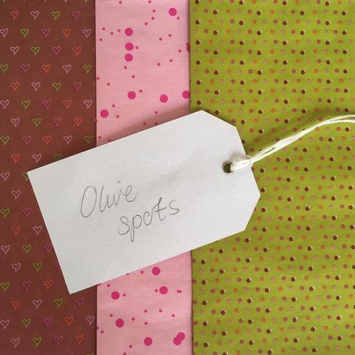 Olive Spots