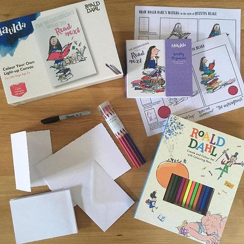 Roald Dahl Creativity Kit - Matilda