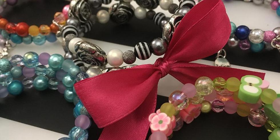 Wrap Around Bracelet and Bookmark