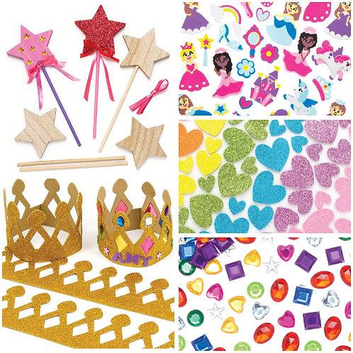 Princess Craft Pack