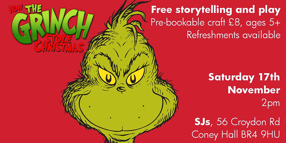 How the Grinch Stole Christmas: storytelling and craft