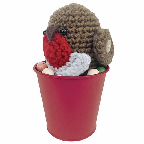Robin Crochet Kit