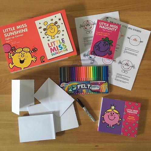 Little Miss Creativity Kit