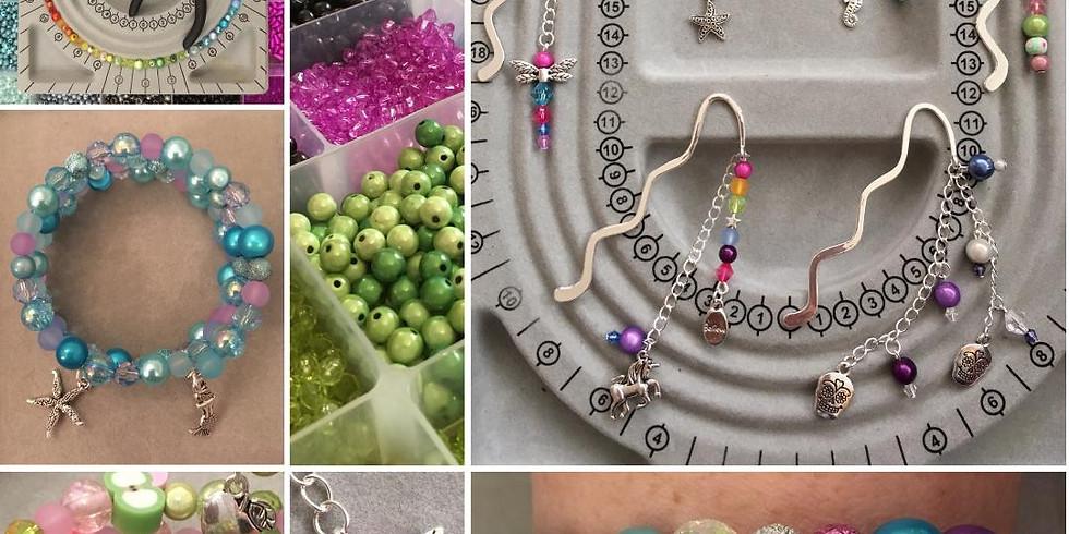 Wrap-Around Jewellery Making Class