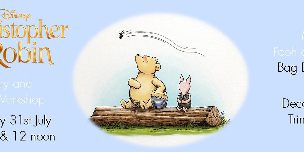 Pooh and Piglet Workshop