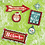Thumbnail: Counted Cross Stitch Ornaments: Whimsical Signs
