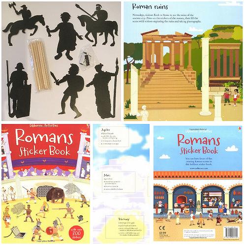 Romans Activity Pack