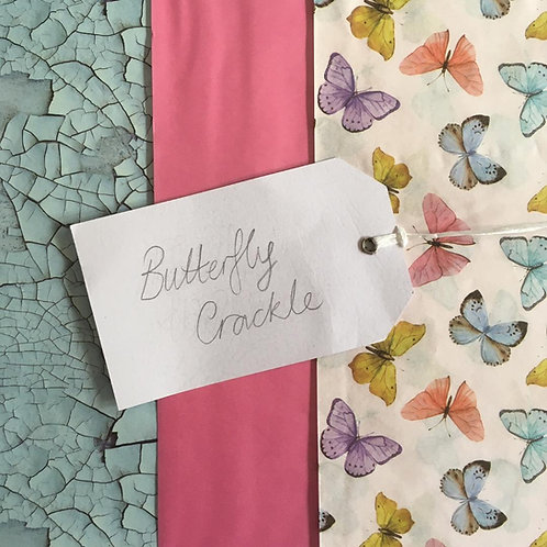 Butterfly Crackle