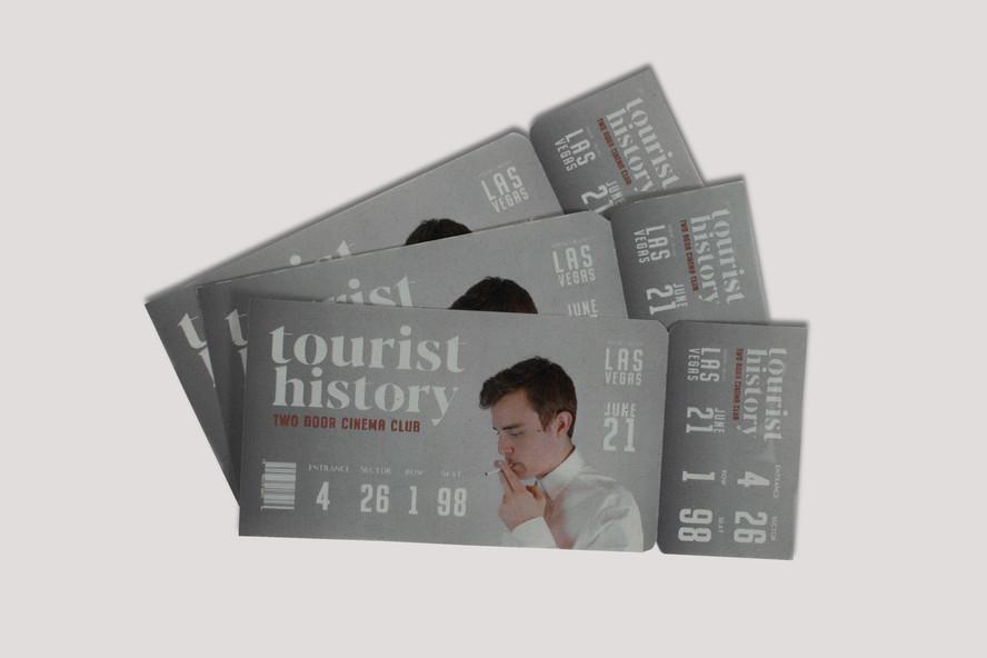 Tourist History