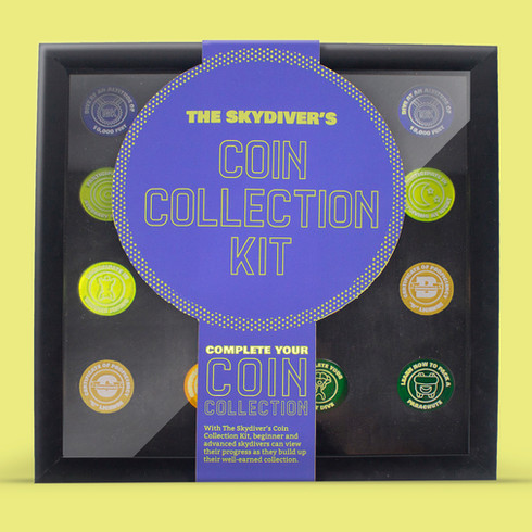 The Skydiver's Collection Kit
