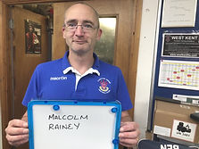 Malcolm Rainey