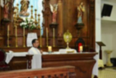 Palesta Padre Tiago