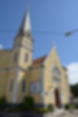 Santuário, vista externa