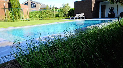 Polypropyleen zwembad - PPC Zwembad - OPUS Zwembaden - zelfbouwzwembad - lokale productie