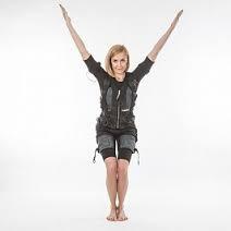 Famosos utilizando electroestimulacion para conseguir su cuerpo ideal.