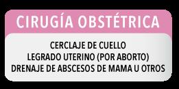 Servicios Obstetricia
