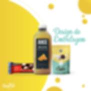 Design de embalagem possui grande vínculo entre proutos e consumiores.