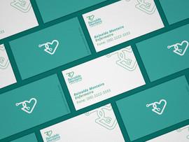 Cartão de visitas Reinaldo Monteiro