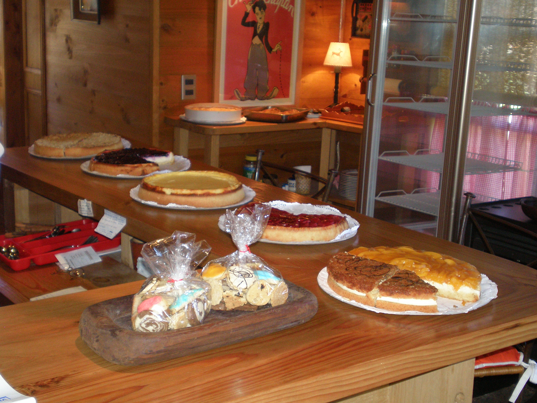 Cafetería Lahuel - Kuchen