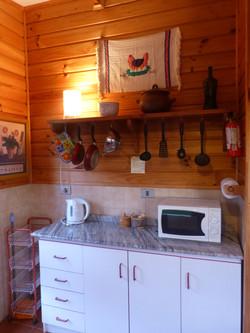 Cocina - Cabañas Lahuel