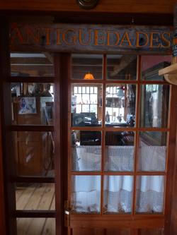 Tienda de antigüedades - Lahuel
