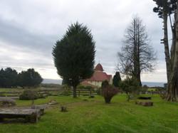 Vista desde las cabañas - Lahuel