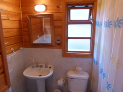 Baño - Cabañas Lahuel
