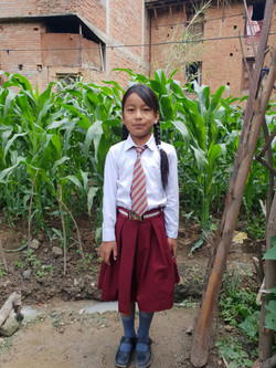 New Uniform for Miss Sangam