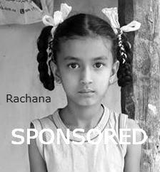 Rachana is Sponsored